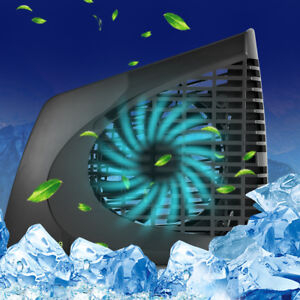 USB-Cooling-Fan-Cooler-Exhauster-Inter-Cooler-Black-for-Xbox-360-Slim-Console-TB