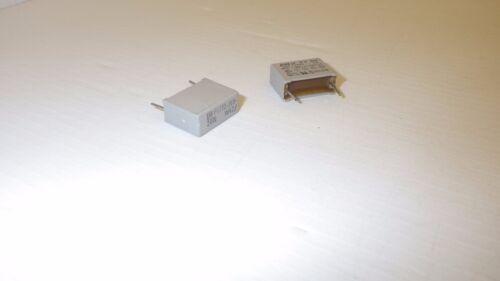 NNB VISHAY F1772-368-2000 630VDC 10/% 68NF POLYESTER CAPACITOR LOT OF 2