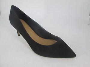 Asos Soulful Mid Heel Ladies Court Shoes Black UK 5.5 EU 38.5 LN089 OO 07