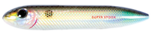 "Heddon Super Spook /""Wounded Shad/"""