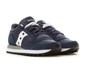 SAUCONY JAZZ ORIGINAL blu Scarpa da ginnastica sneaker 2044316 blu bianco