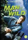 Man VS Wild Ssn3 0014381544527 With Bear Grylls DVD Region 1