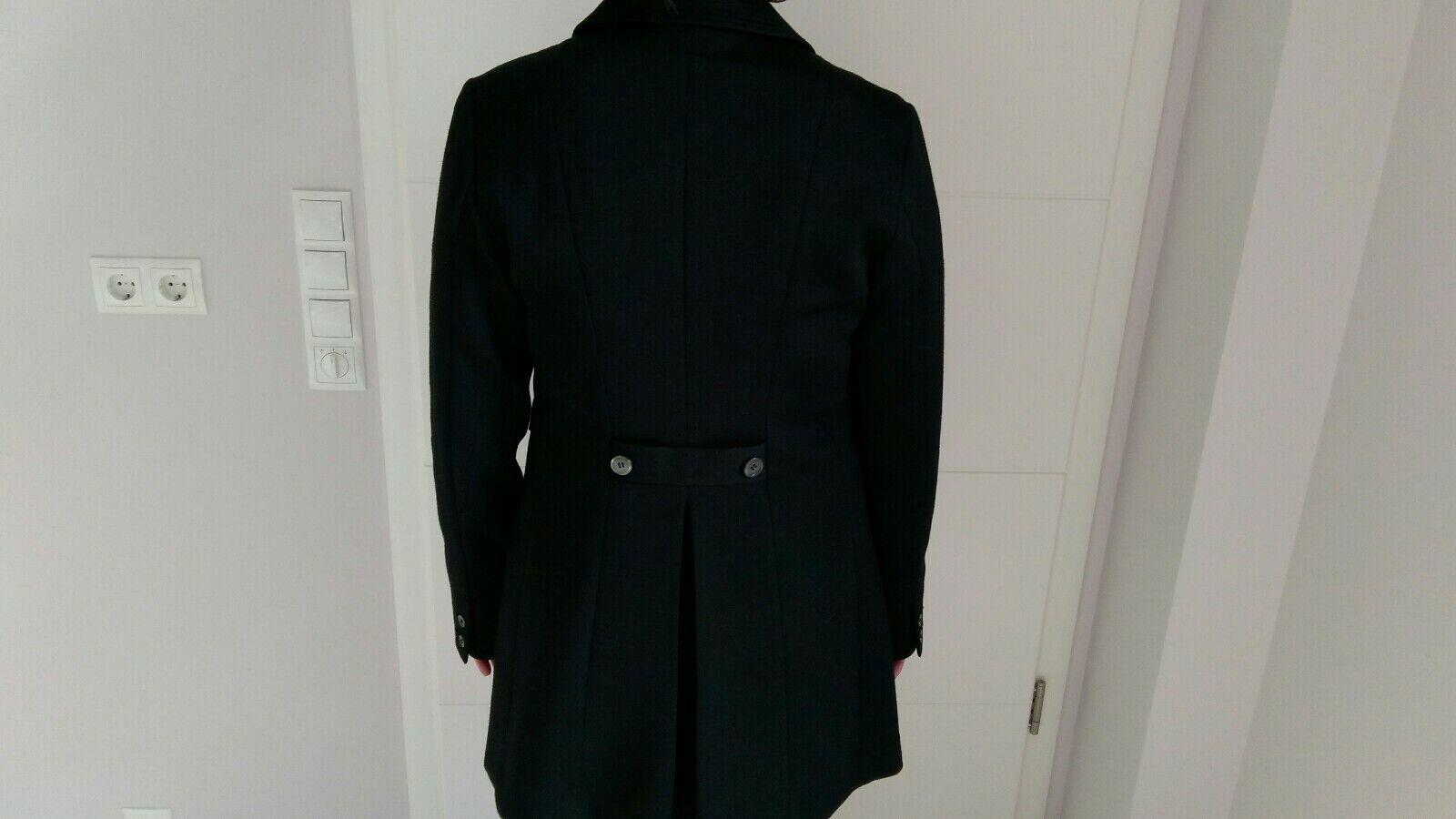 Ungetragener hochwertiger Mantel Kurzmantel Damen schwarz Gr. 40 L von von von Raser | Sale Outlet  | Export  199d8a
