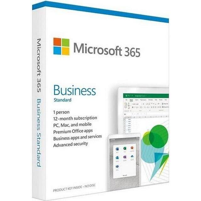 Microsoft 365 Business Standard, software