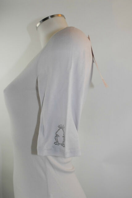 Princess goes Hollywood maglietta S 36 grigio Organic Cotton Strass
