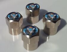 AIR CORPS MILITARY ARMY FORCES ALLUMINIUM TYRE VALVE CAPS FOR TIRE WHEEL