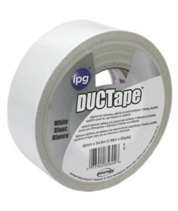 """Intertape Polymer Group 6700 1.87/"""" X 60 Yards General Purpose Duct Tape"""