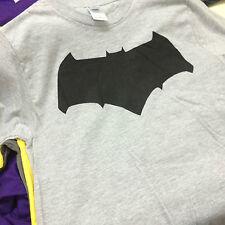 Batman from Batman v Superman T-Shirt Grey
