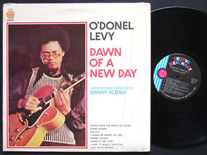O-039-DONEL-LEVY-Dawn-Of-A-New-Day-LP-GROOVE-MERCHANT-GM-518-US-1973-Jazz-Funk-CLEAN