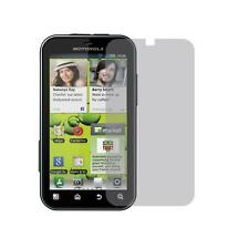 Film Protection ecran Ultra Clear telephone Motorola Defy + lot de 3 Films