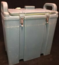 Cambro Blue Insulated Soupbeverage Carrier 350lcd 338 Gallon Capacity 1t