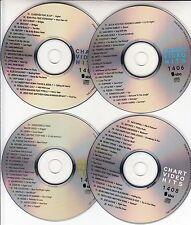 4 VCD's ED SHEERAN SIA SAM SMITH SHEPPARD COLDPLAY MILKY CHANCE ZHU MAUBOY MKTO
