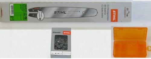 193 Kette Stihl Führungsschiene 30cm für MS 170 192 181 180 Box 171