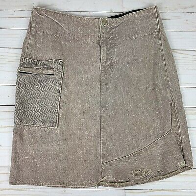 Skirts Supply Recess Clothing Womens Large Denim Skirt Distressed Light Purple Relieving Rheumatism And Cold