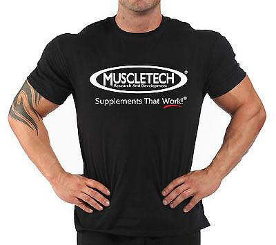 "Felpa Bodybuilding Fitness Palestra /""Muscletech/"""