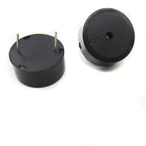 DC3-24V Piezo Electric Active Buzzer Alarm Continuous 90dB Sound Beep