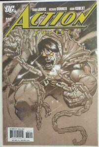 ACTION-COMICS-845a-1st-Appearance-NON-2007-DC-Comics-VF-NM-Book-Superman