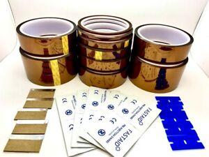 Kapton-Tape-with-Prep-Kit-for-BGA-PCB-Repair-3d-printing-30-Meters-Each-Roll