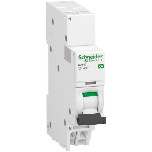 C 1P+N 4500A//6 kA.A9PA2610 10A disjoncteur modulaire bornes auto