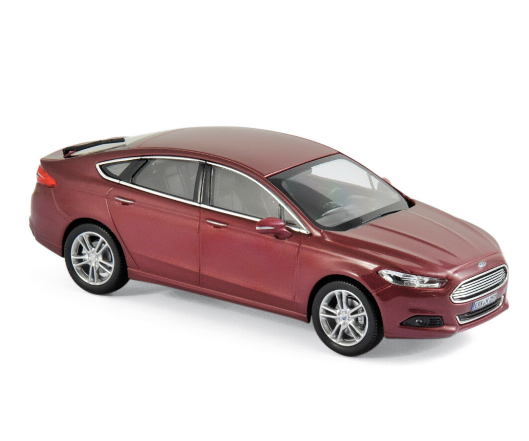 NOREV 270553  - Ford Mondeo 2014 rouge  1 43