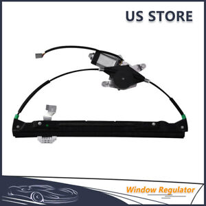 Window Regulator For 2002-2007 Ford Explorer Set of 2 Front and Rear Driver Side