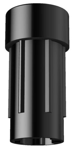 Lot de 25 Bohning Noir .303 diamètre bout plat Crossbow sec s/'adapte à aigle noir