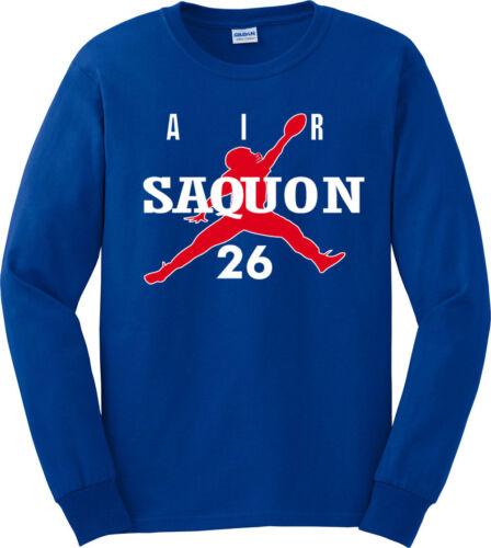 "Saquon Barkley New York Giants /""Air Saquon/"" HOODIE HOODED SWEATSHIRT"