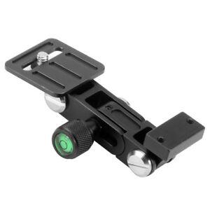 BGNING-Support-Bracket-Quick-Release-Plate-Aluminum-for-Long-Focus-Camera
