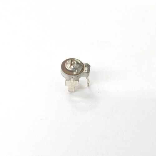 "NEW 8.5 to 120pF Ceramic Trimmer Capacitor 250V DC, 8mm (0.315"") Diameter"