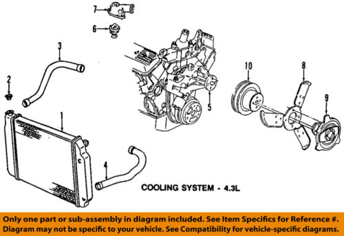[DIAGRAM_5FD]  GM OEM-Engine Coolant Thermostat 24505924 telesto.gr | Gm Engine Coolant Diagram |  | Telesto Technologies