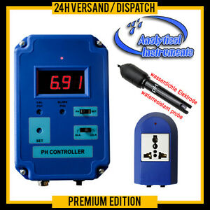 PH-TEMP-CONTROLLER-PH-REGLER-PH-METER-CO2-ANLAGE-P24