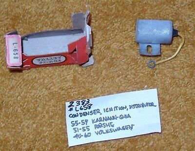 VW C/&T NOS Sorensen-GP 21-5085 Ignition Distributor Condenser 1974-83 Porsche