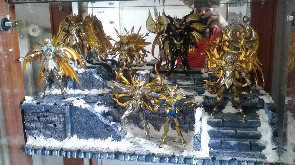 Décors cloth myth myth myth asgard soul of gold 03edb4