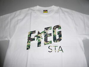 eeaf5519d6da Image is loading 11861-bape-ronnie-fieg-sta-white-tee-XXL