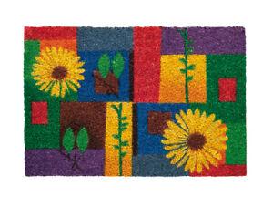 BETZ-de-coco-de-coffre-tapis-de-sol-fusabstreifer-Piege-Salete-Taille-40x60cm-multicolores