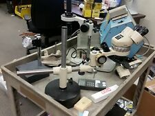 Unitron ZSB Zoom Stereo Binocular Microscope with Boom Stand