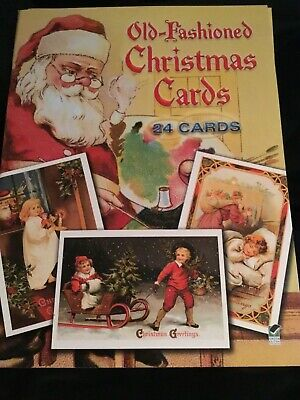 Vintage 1989 Angels Postcard Book