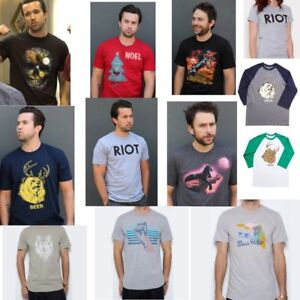 It S Always Sunny In Philadelphia T Shirts Choose Your Design Ebay