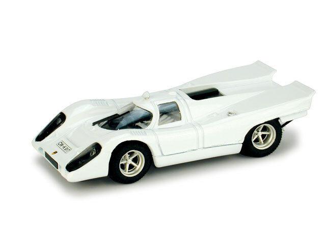 Porsche 917k Street (1975) Joachim Grossbad' (White) 1:43 2005 R385C BRUMM