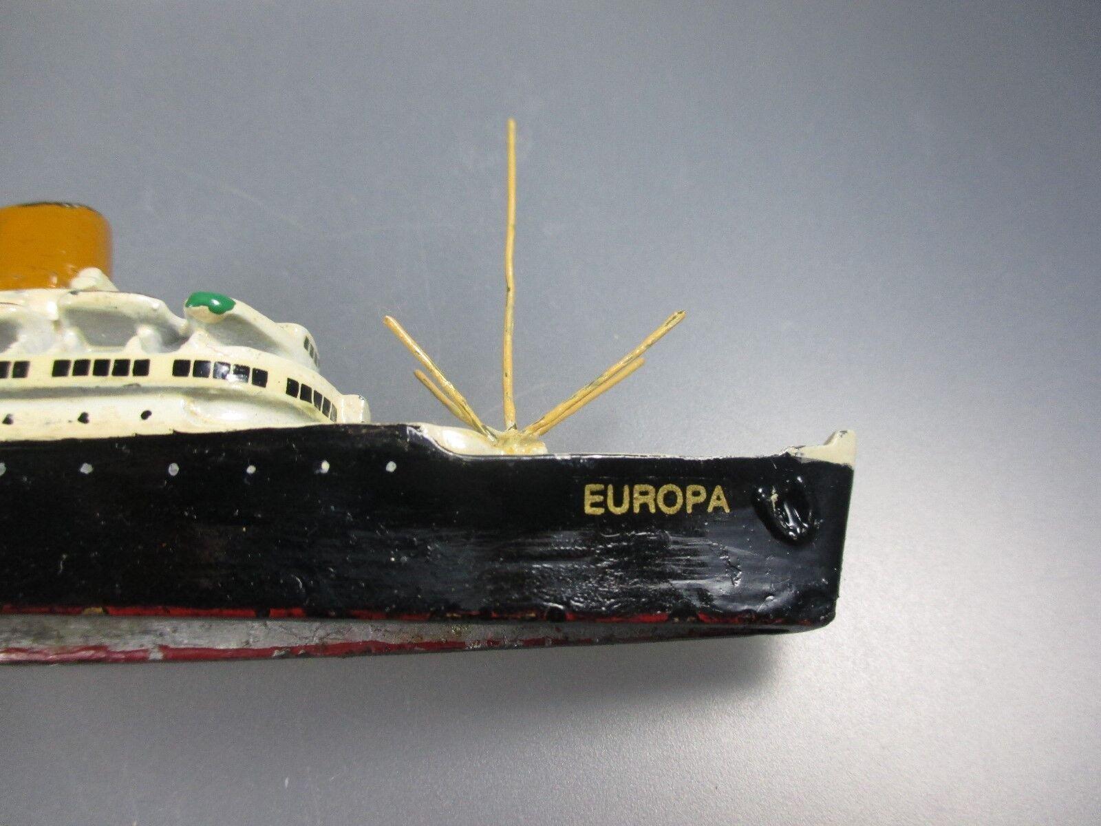 Wiking    PAQUEBOT  Europe  typ2, M. dorée AZB (Nº 11nh17) 40476d