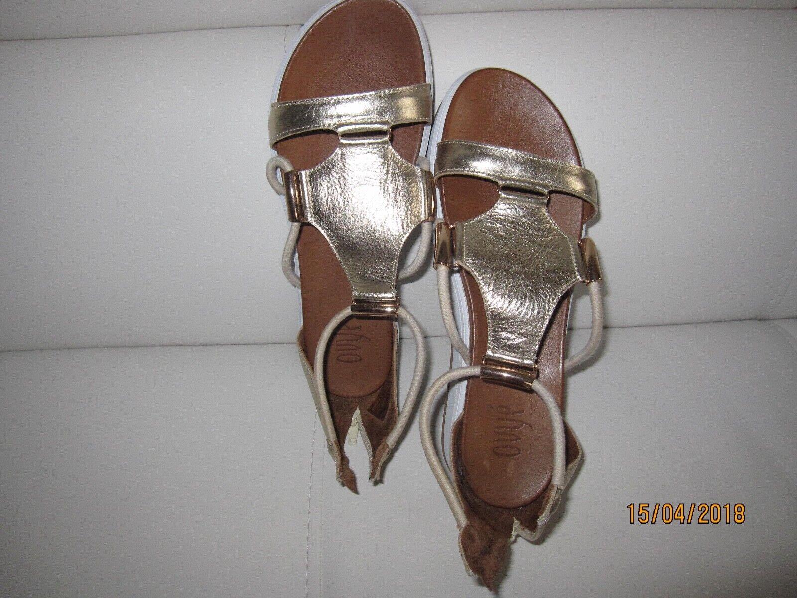 OVYE Sandale, toller Hingucker, Größe 39, Neupreis NEU