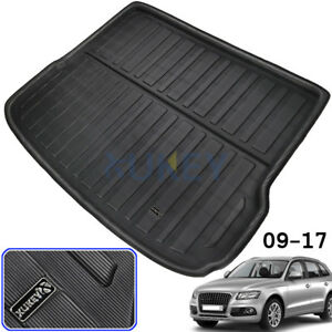 Rear-Trunk-Mat-For-AUDI-Q5-SQ5-8R-08-17-Cargo-Liner-Boot-Floor-Tray-Protector