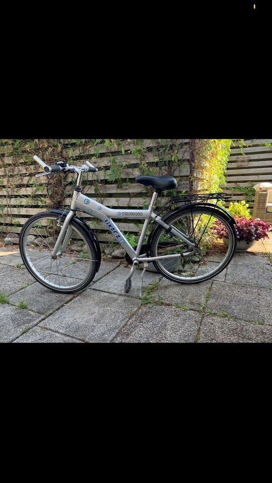 Unisex børnecykel, classic cykel, Kildemoes