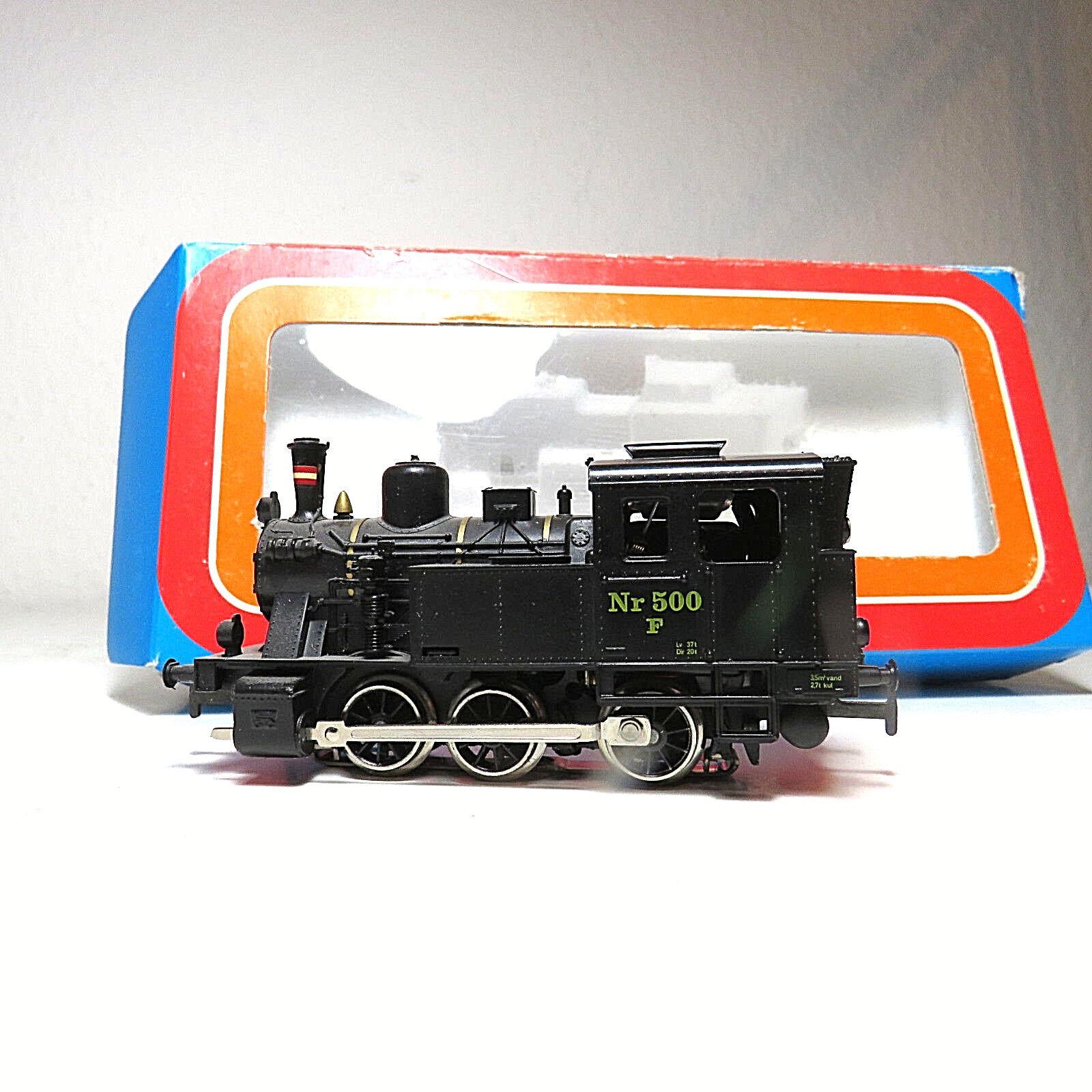 Locomotiva treno merci  WERKSLOK  NR 500 F DSB   3029 OVP