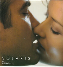 Solaris-2003- Original Movie Soundtrack-11 Track-CD