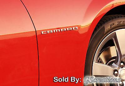 "2010 2011 2012 2013 2014 2015 2016 2017 CAMARO /""GM PERFORMANCE DIVISION/"" Emblem"
