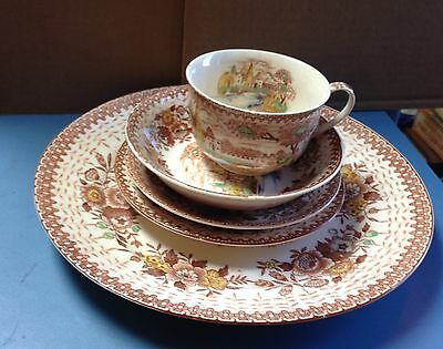 Vintage Fred Roberts China Place Setting San Francisco Made In Japan