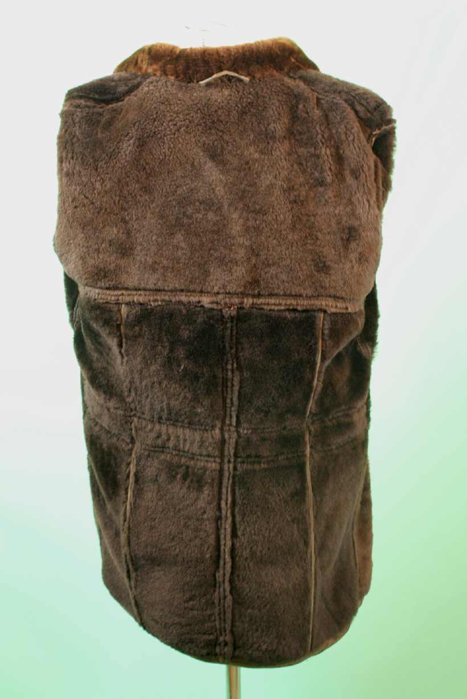 Edler Lamm Fell Mantel Mantel Mantel ca 48 M shearling Herren echt Leder Pelz Zaren vintage | Attraktives Aussehen  2b1a5d