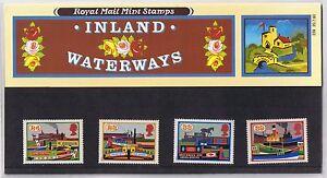 GB-Presentation-Pack-239-1993-Inland-Waterways-10-OFF-5