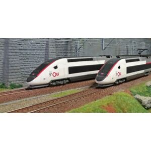 JOUEF-HO-1-87-TGV-Duplex-livrea-034-inOui-034-Confezione-4-elementi